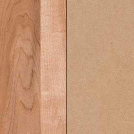 MDF Panel Paintable Hardwood Frame