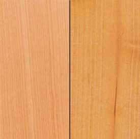 Pink Birch Panel Alder Natural Frame