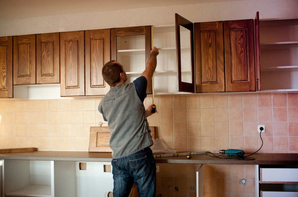 To Replace Cabinet Doors, How Much Do Wood Cabinet Doors Cost
