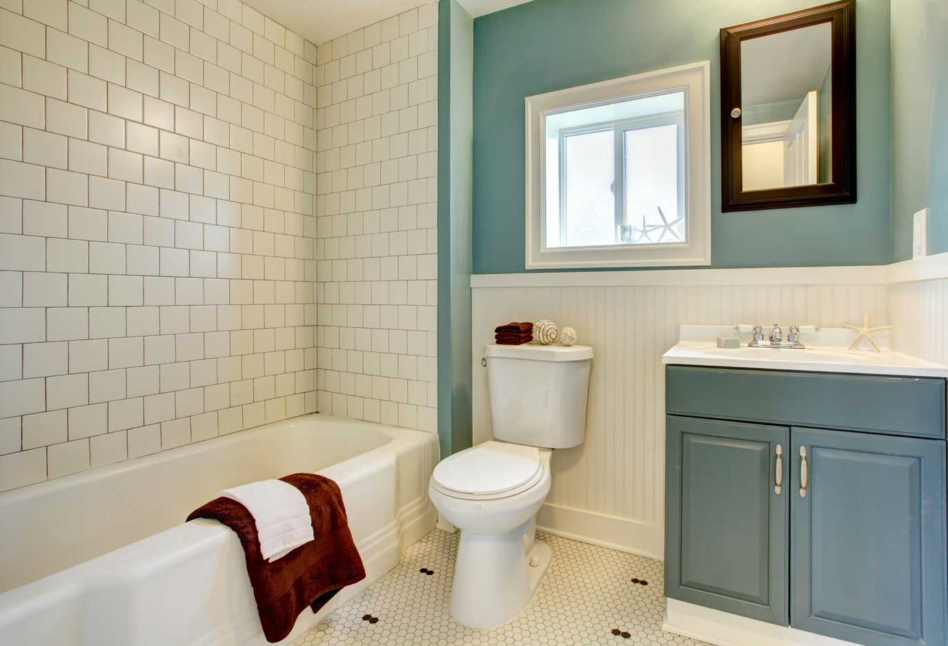 How To Make A Fabulous Frame For Your Bathroom Mirror Cabinet Now