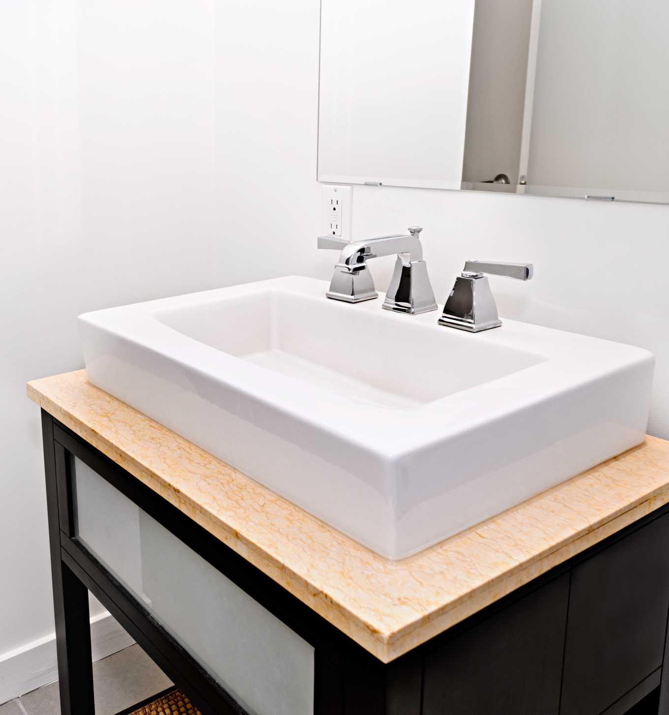 Standard Height For Bathroom Vanities, Height For Bathroom Vanity